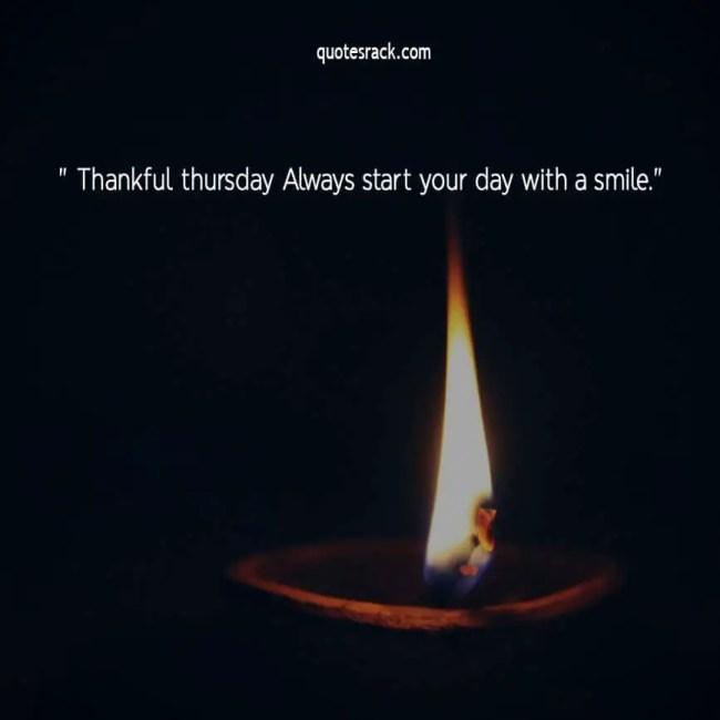good morning thankful thursday
