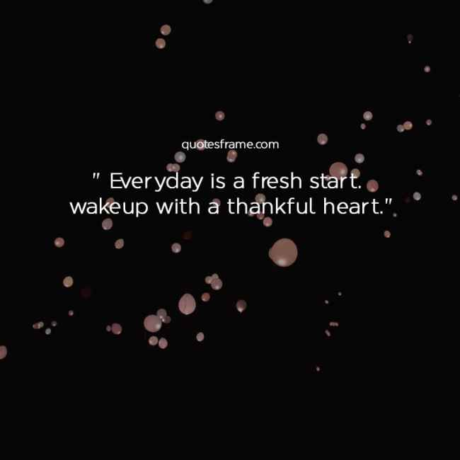 quotes about being a thankful