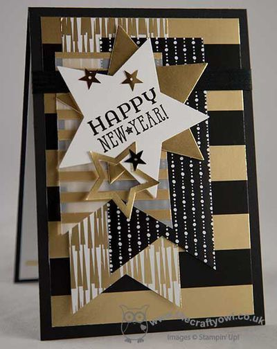 Happy New Year 2019 Handmade Card Designs Crafts To Get