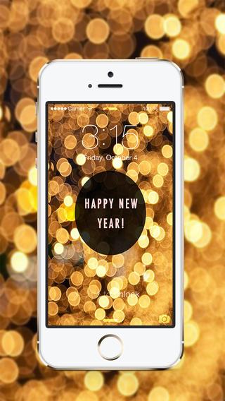 romantic new year screensavers