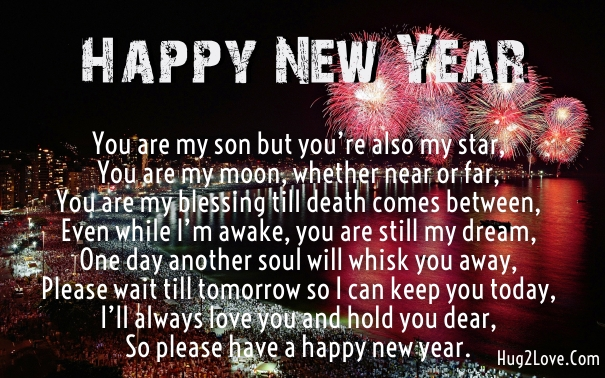 30 Happy New Year 2020 Wishes Quotes For Son Happy New Year 2020 Quotes Wishes Sayings Images
