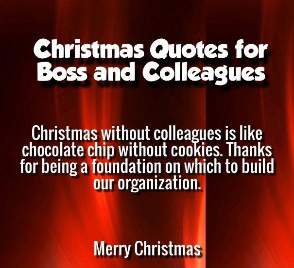 50 Christmas Wishes For Boss 2019 Respectful Boss Quotes