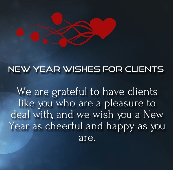 Happy New Year 2019 Wishes For Clients And Customers