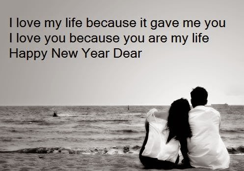 30 Romantic Happy New Year 2019 Wishes for Boyfriend   Happy New     New year Romantic Wishes quotes for Him