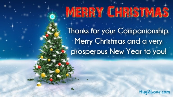 Year 2017 And Christmas Happy Greetings New Merry