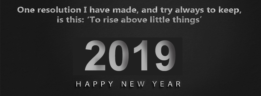 25 Happy New Year 2019 Facebook Timeline Covers To Wish