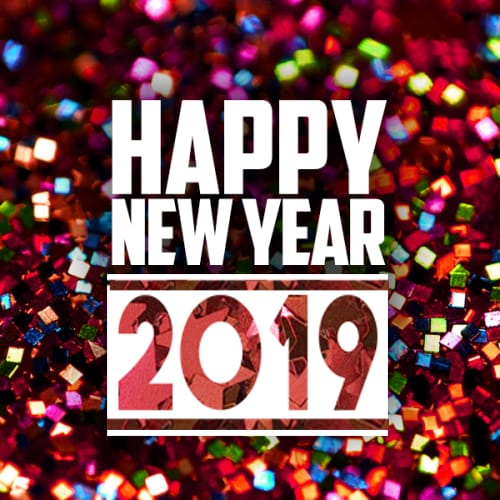 Best Happy New Year Pics 2019 To Wish In Unique Style For