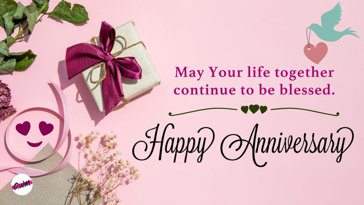 Best Happy Wedding Anniversary Wishes For Couple Friends