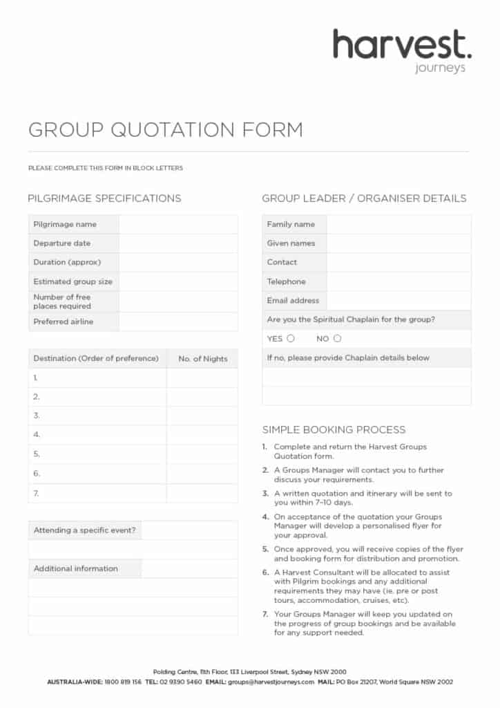Our professionally designed and easy to use insurance forms are available in microsoft® word and excel, and are certain to make your process in searching for that perfect plan an easier one. 9 Free Word Quote Templates Free Quotation Templates Estimate