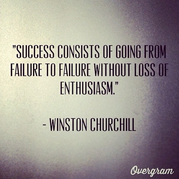 Winston Churchill Quote On Failure: 46 Sayings That Will Help You