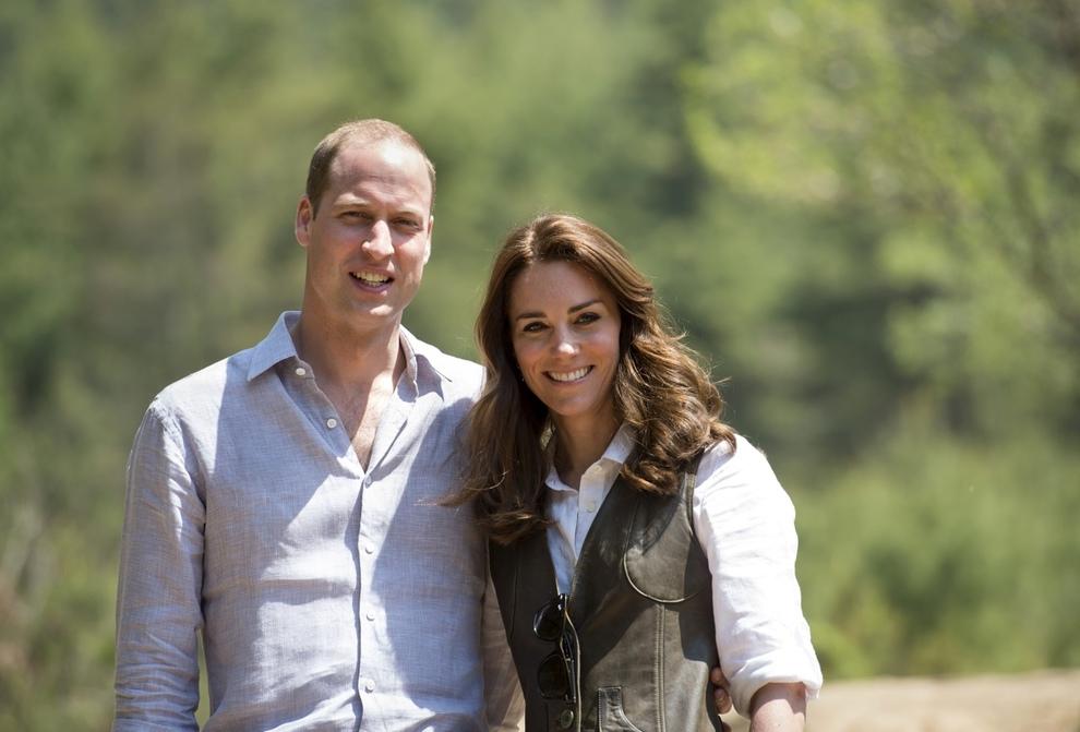 Kate E William Assumono Cercasi Giardiniere Tre Giorni A