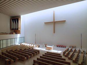 02 - St. Trinitatis Lzg. Kirchenraum