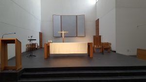 03 - Altar Iglesia de Iesu