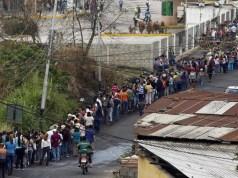 Red za kruh u Venezueli!