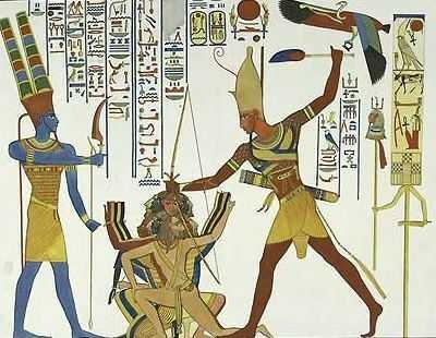 الموقف الحواري الأول بين نبي الله موسى عليه السلام وفرعون