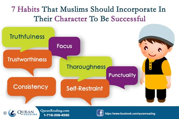 Tips on Developing Your Personality as Per Teachings of Islam