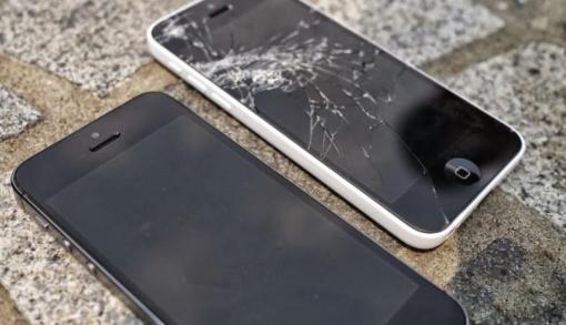 Thay mặt kính iPhone 5 / 5S / 5C tại Nha Trang 1