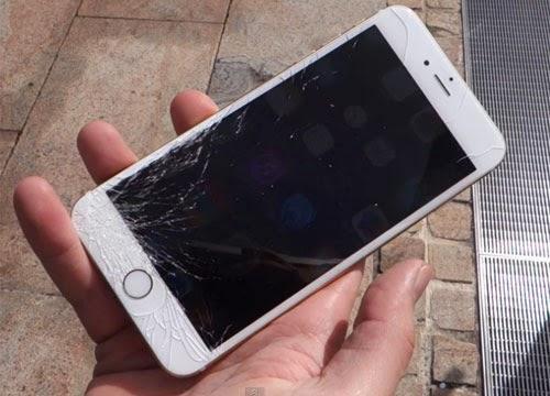 Thay mặt kính Iphone 6 tại Nha Trang 2