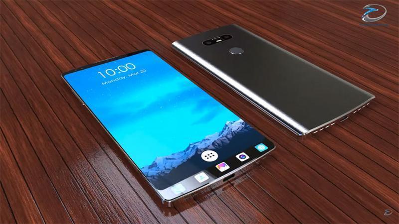 Kết quả hình ảnh cho LCD LG V30