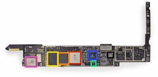 Thay main iPad Air, Air 2 giá tốt tại Nha Trang 1