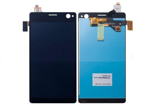Thay màn hình cảm ứng mặt kính Sony c4 1