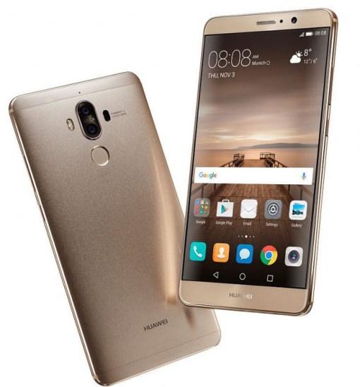 Thay mặt kính màn hình điện thoại Huawei Mate 9 tại Nha Trang 1