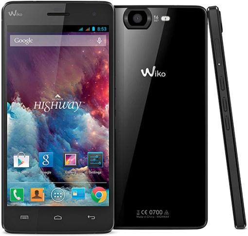 Thay mặt kính màn hình điện thoại Wiko Highway 4G tại Nha Trang 1