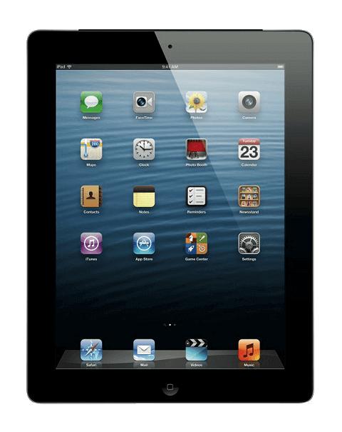 Sửa chữa iPad 4 mất đèn giá tốt tại Nha Trang 1