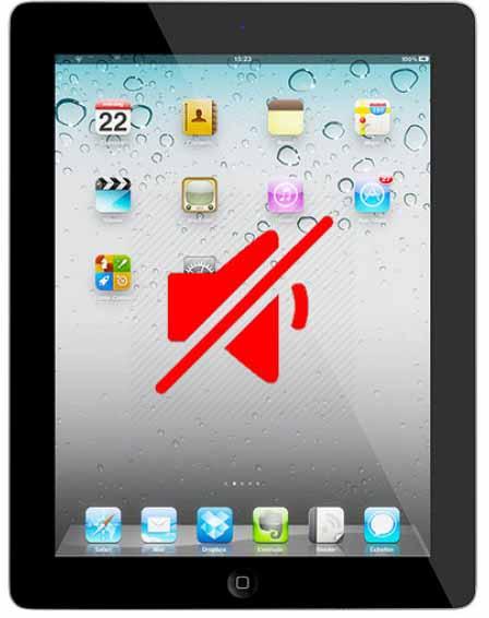 Sửa iPad Air 2 mất âm thanh giá tốt tại Nha Trang 1