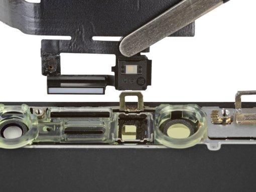 Sửa iphone X,XS,XR bị mất cảm biến tại Nha Trang 1