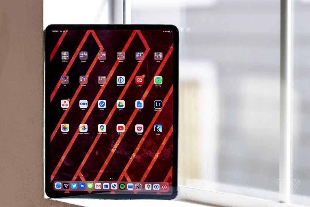 iPad Pro mới có thể sẽ ra mắt vào tháng 4, phiên bản 12,9 inch sẽ được trang bị màn hình Mini LED - Ảnh 1.