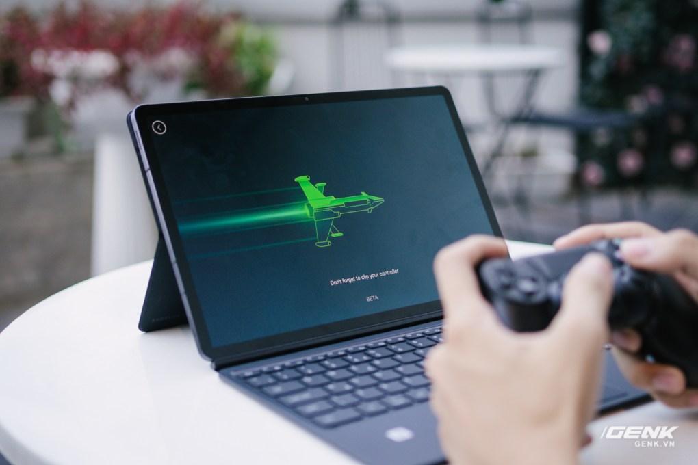 Trải nghiệm dịch vụ xCloud trên Galaxy Tab S7+: Chơi game Xbox ngay trên thiết bị Android - Ảnh 1.