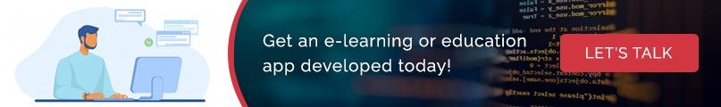 education app developer