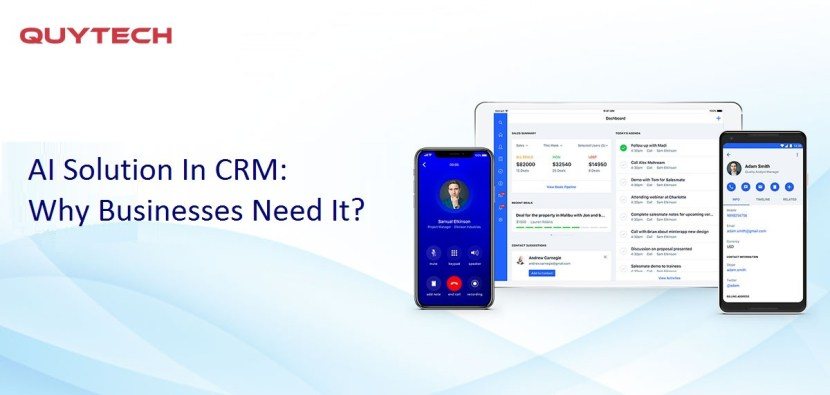 CRM AI Solutions