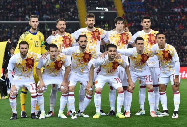 españa eurocopa 2016