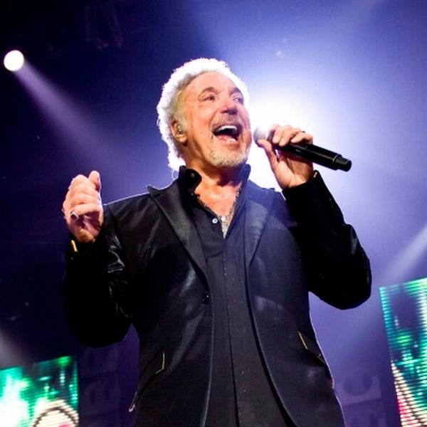 tom jones in concert