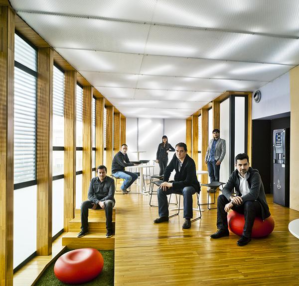 Casal de la juventud en Novelda; Youth center in Novelda.