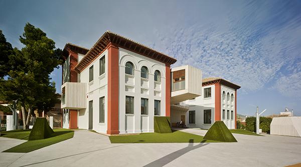 Seu Universitaria de La Nucia.