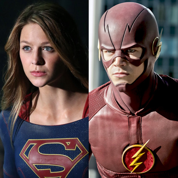 .Supergirl-The-Flash
