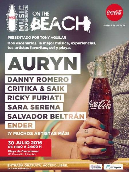 coca-cola-music-experience-on-the-beach-el-campello-cartel