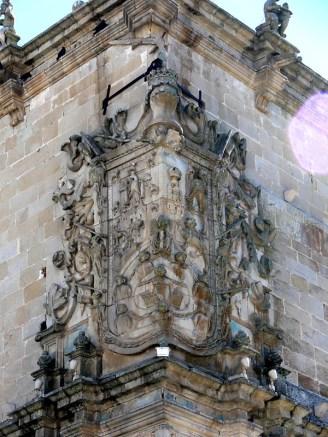 escudo marques conquista trujillo