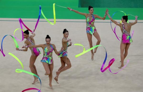 espana gimnasia rio 2016