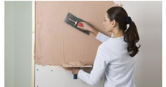 Aplicar yeso a las paredes qvo - Yeso para paredes ...