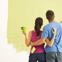 Pintar paredes de PLADUR