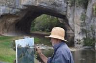 pintando puentedey