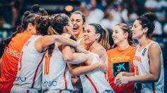 espana basket femenino