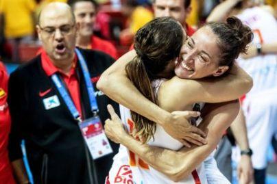espana campeona de europa femenino