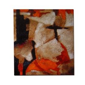 cuadro-pintura-abstracta-informalista-original-Eliseo-Blanes