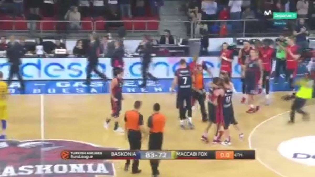 Resultados Euroliga de Baloncesto 2017-2018