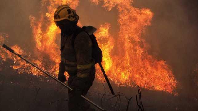 incendio servicio extinción galicia